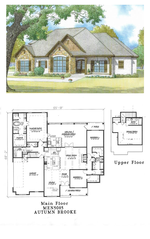 . Custom House Plans   Dream Home Construction   Olive Branch MS