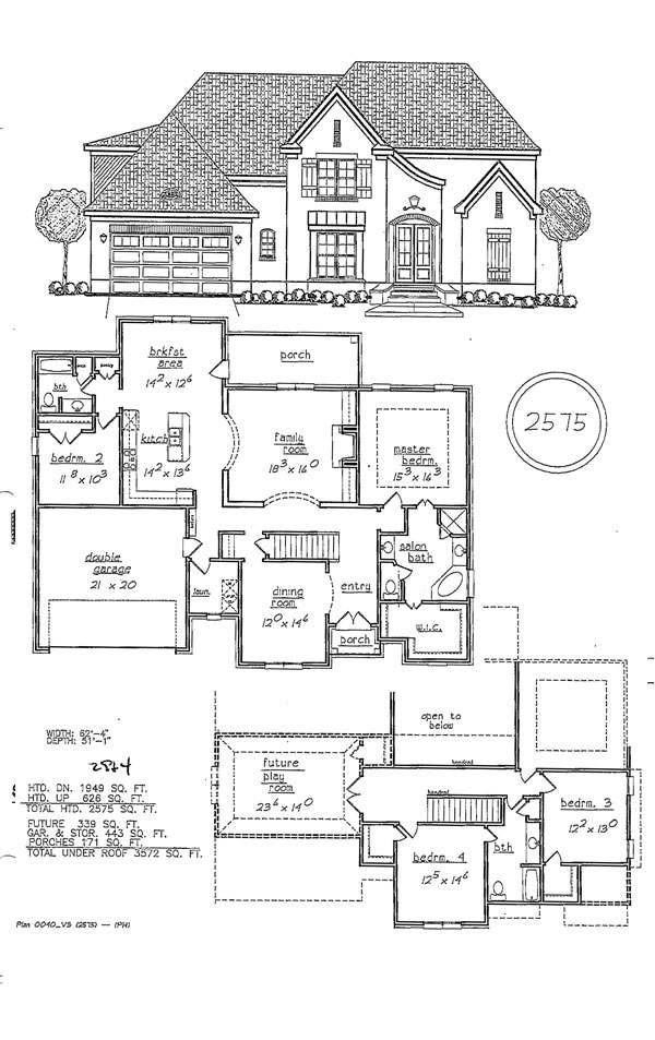 House plans in mississippi 28 images house plans for Floor plans jackson ms