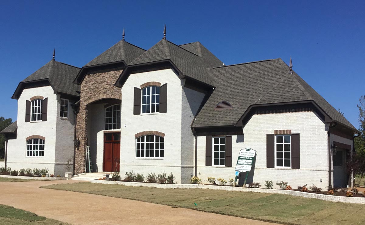 About dream home construction custom homes desoto county for Dream home construction
